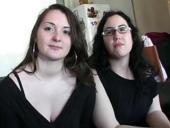 Teens gothics girls lesbian