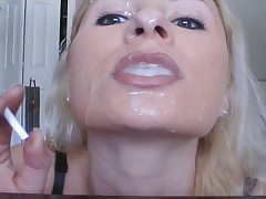 Smoking blowjob YPP
