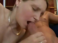 Young pregnant gets toes and pussy sucked then fucked