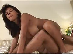 Bonny busty Indian neonate takes