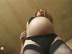 Anal Pregnant Mom ...F70