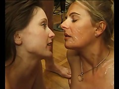 French Mature GangBang