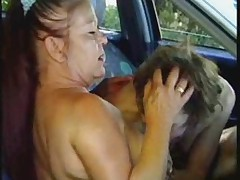French Old And Young Lesbians Lesbian Scene