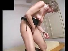Granny Masturbates 2
