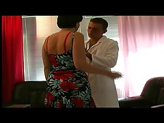 Milf with Nice Nipples Treated by a Youthful Doctor