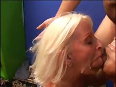 Grandma Vicki still enjoys fucking