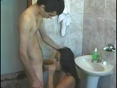 Real Homemade Amateur Young Brazilian Couple Fucking
